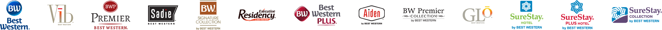 Best Western Icons
